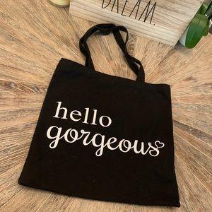 •Macy's• HELLO GORGEOUS bag
